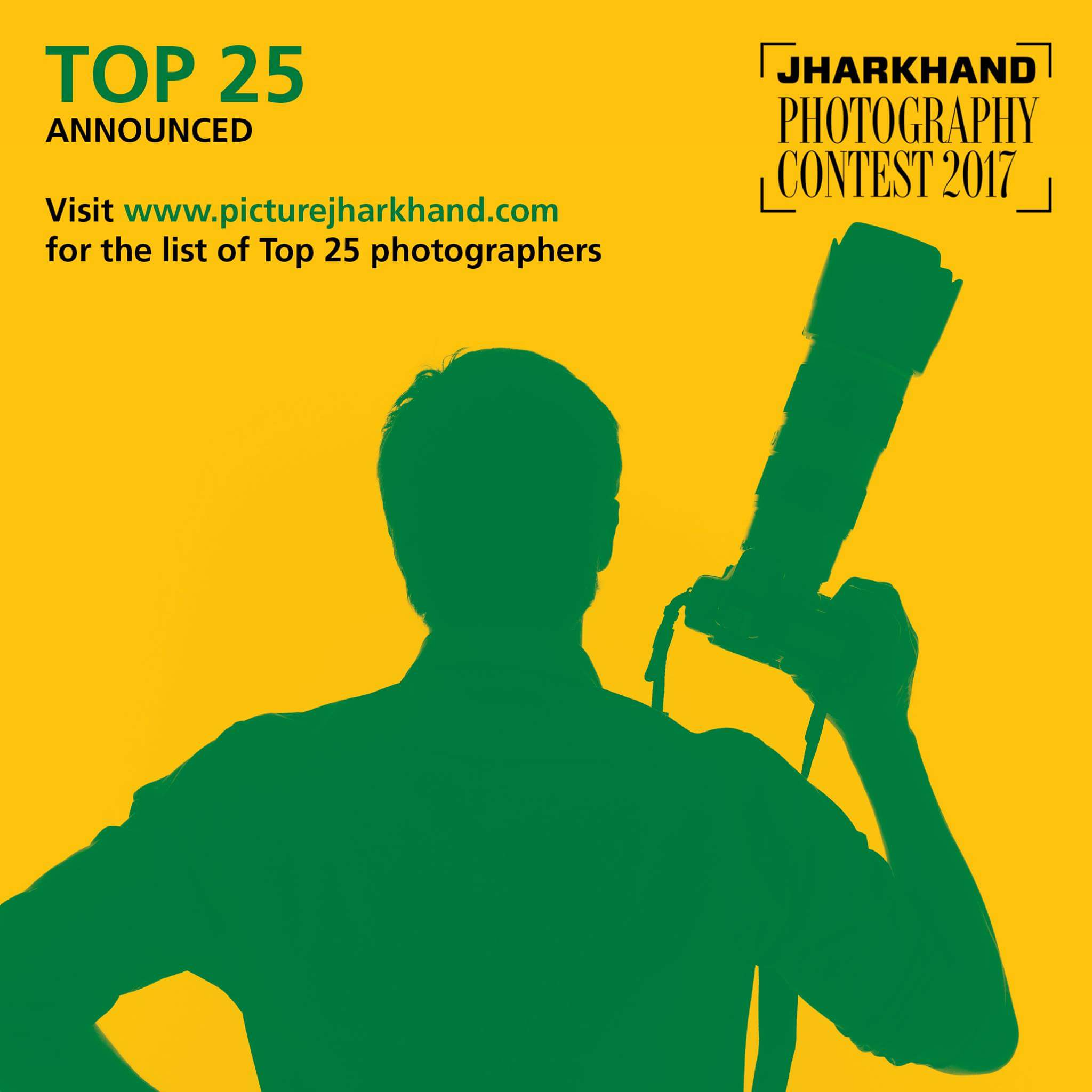 Jharkhand Photography Contest 2017 :: The Top 25 Photographers.
