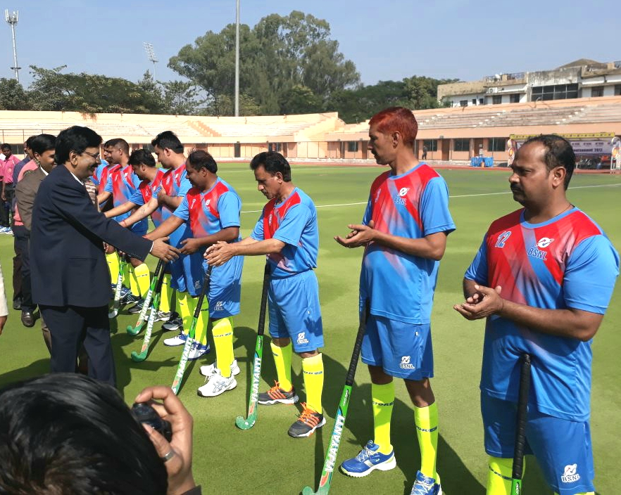 The 17th All India BSNL Hockey Tournament 2017