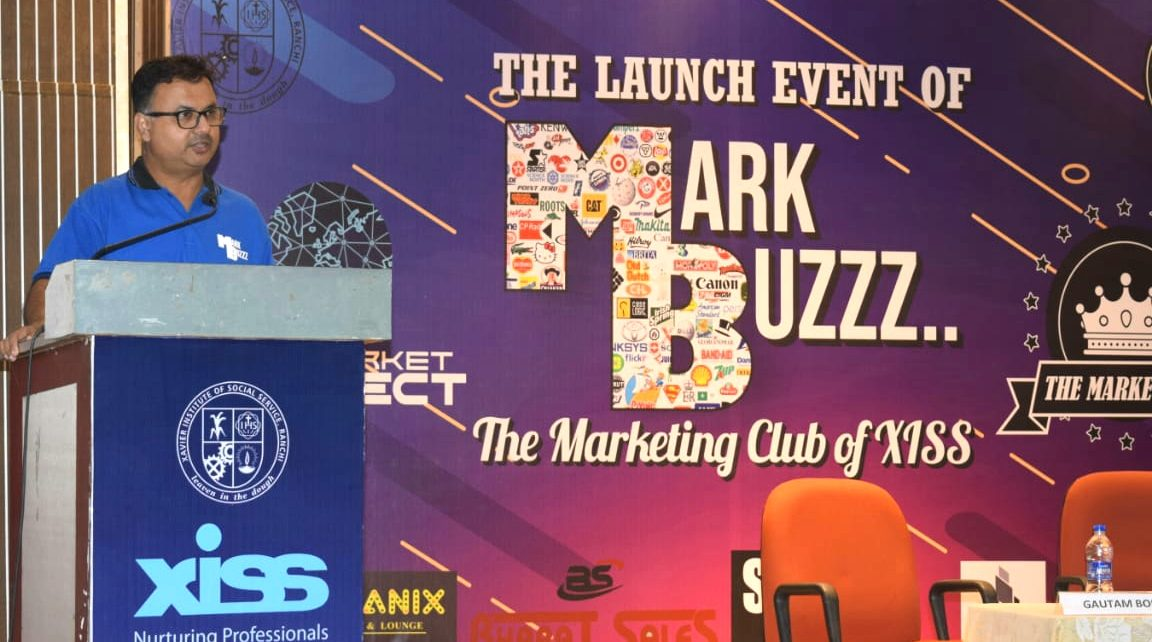 MARKBUZZ :: The official Marketing Club of XISS